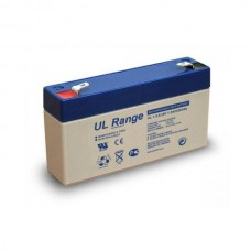 Lead Battery General Use 6V 1.3A ULTRACELL