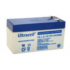 Lead Battery General Use 12V 1.3A Ultracell