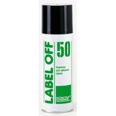 Spray LABEL OFF 50 200ml KONTAKT CHEMIE