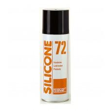 Spray SILICONE 72 200ml Kontakt Chemie